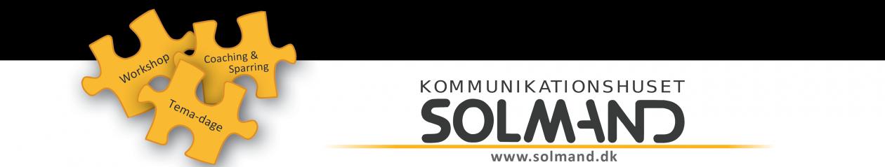 - opnå succes i din kommunikation hos SOLMAND